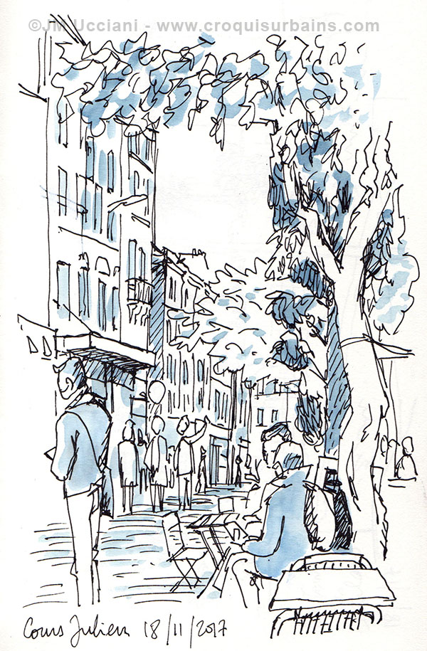 Le Cours Julien Marseille