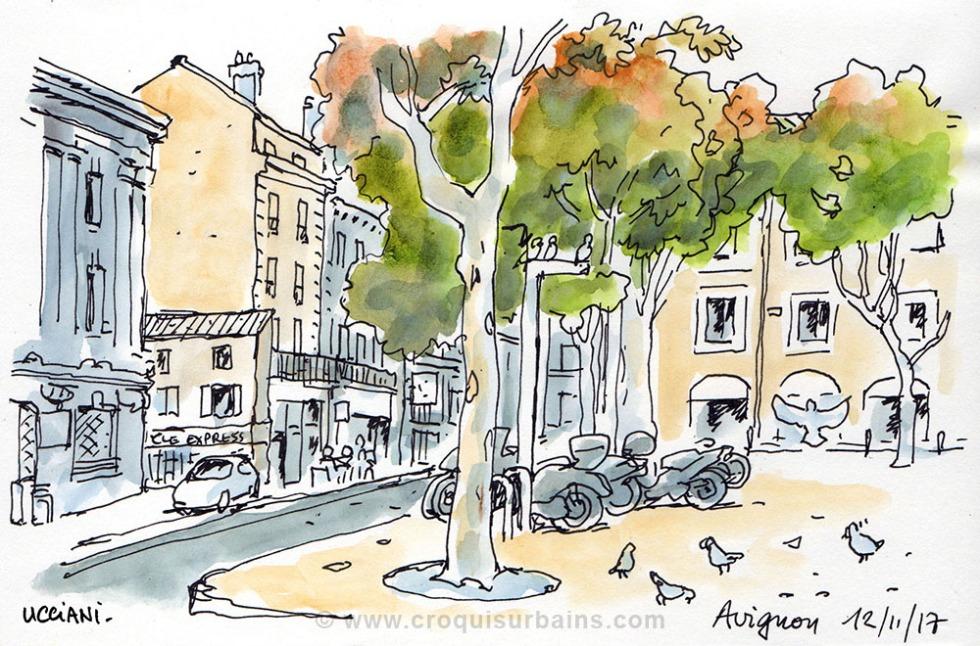 Place Avignon