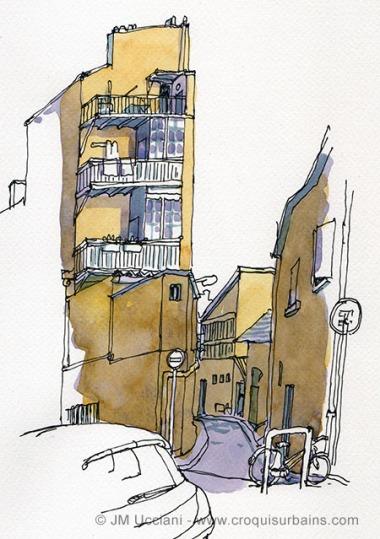 rue Benoît Malon