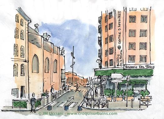 Centre Bourse Marseille