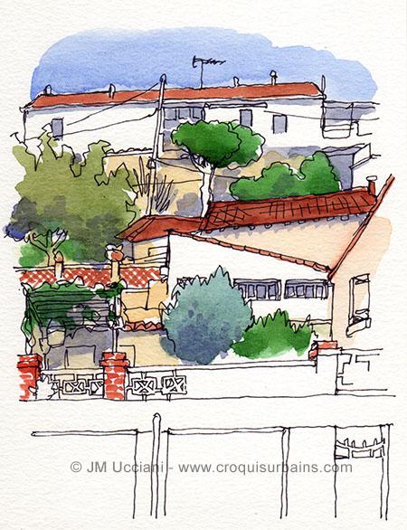 l'Estaque Marseille