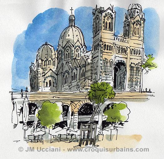 Cathédrale de la Major Marseille