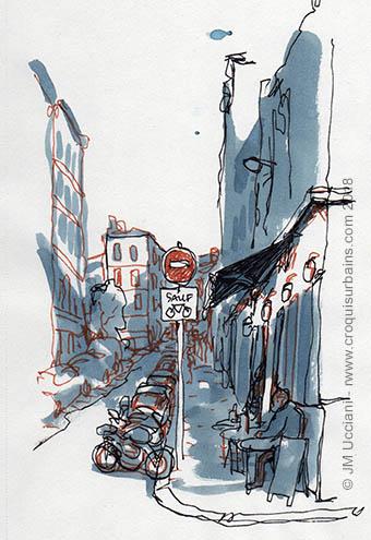 rue Paris Bistro