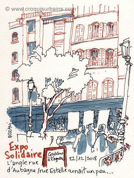 rue d'Aubagne