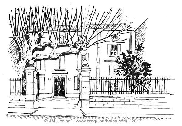 Maison Rognonas