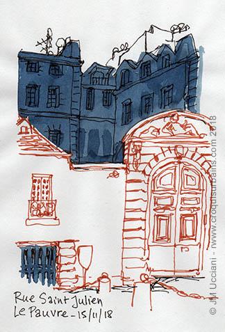 facade ancienne