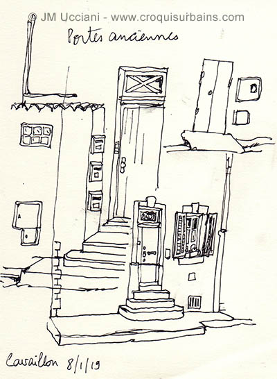rues de Cavaillon