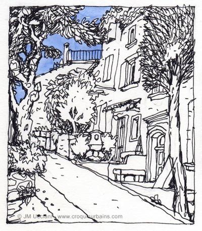 Maison de village Eygalières