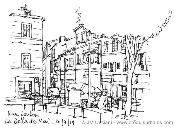 rue Loubon