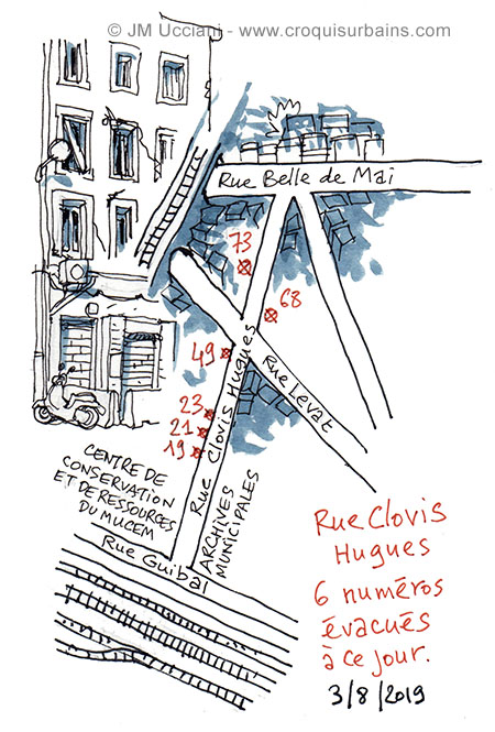 Rue Clovis Hugues