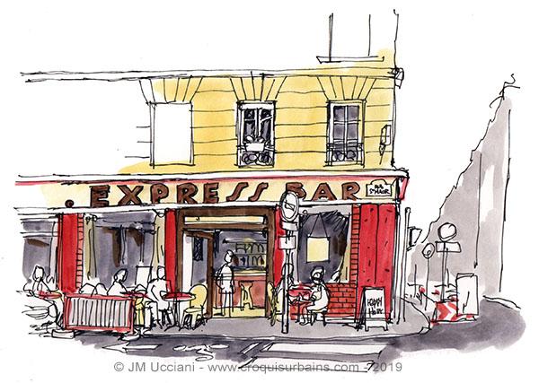express bar