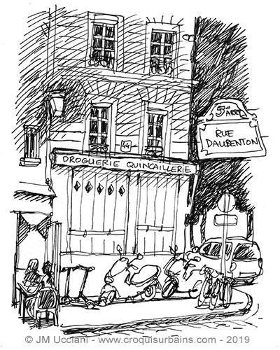 rue Daubenton