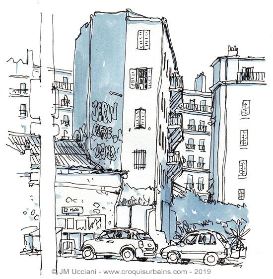 Rue Mery