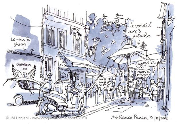 le panier à Marseille