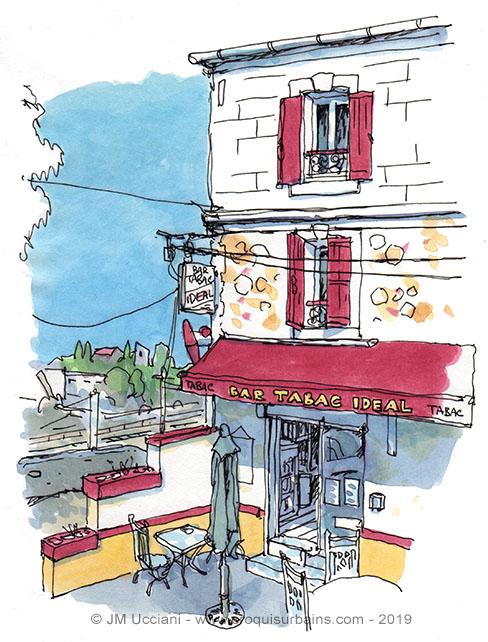 Bistro retro Arles