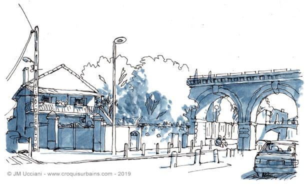 aqueduc Longchamp