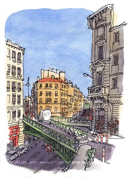 Cours Lieutaud Marseille