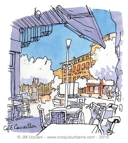 Bar Cavaillon