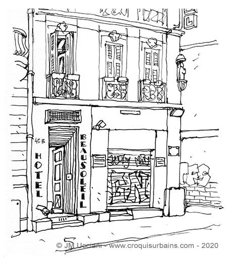 Hôtel Beausoleil Marseille