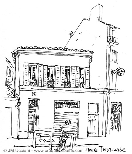 Rue Terrusse