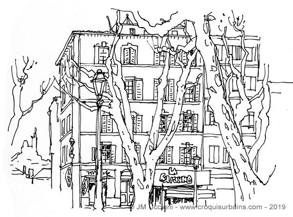 Place Paul Cézanne