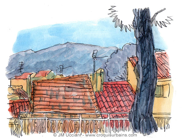 Toits village